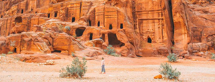 visit Petra in Jordan - wichtige Tipps zu Petra in Jordanien