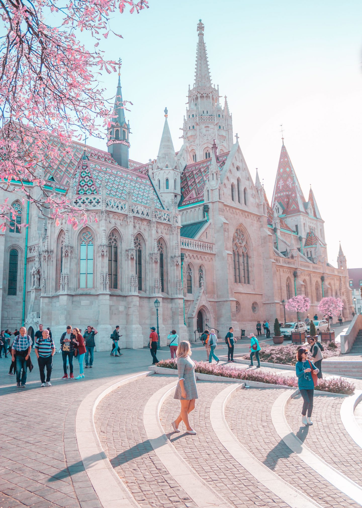 5 days in Budapest - Matthias Church