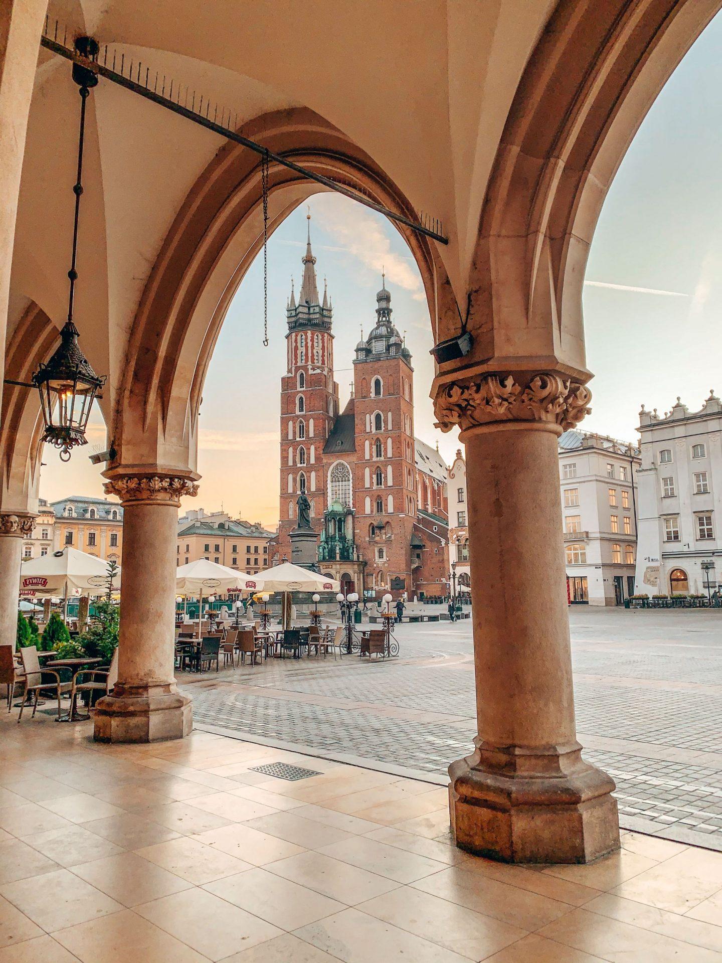 Krakau Marienkirche
