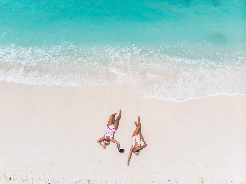 Einheimischen Insel Malediven Dhigurah