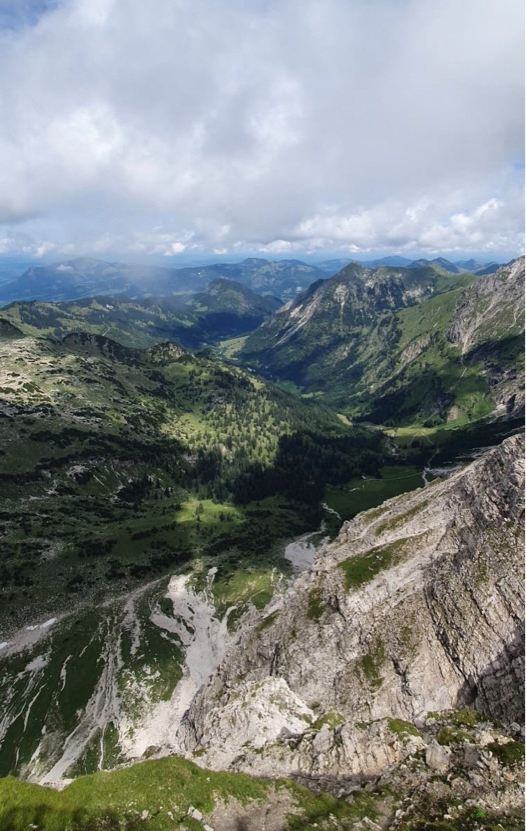 Nebelhorn, Bayern