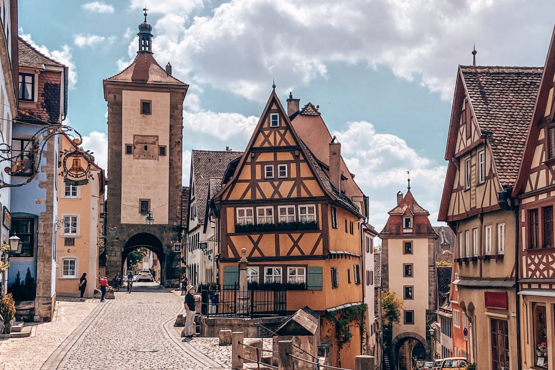 Plölein Rothenburg ob der Tauber