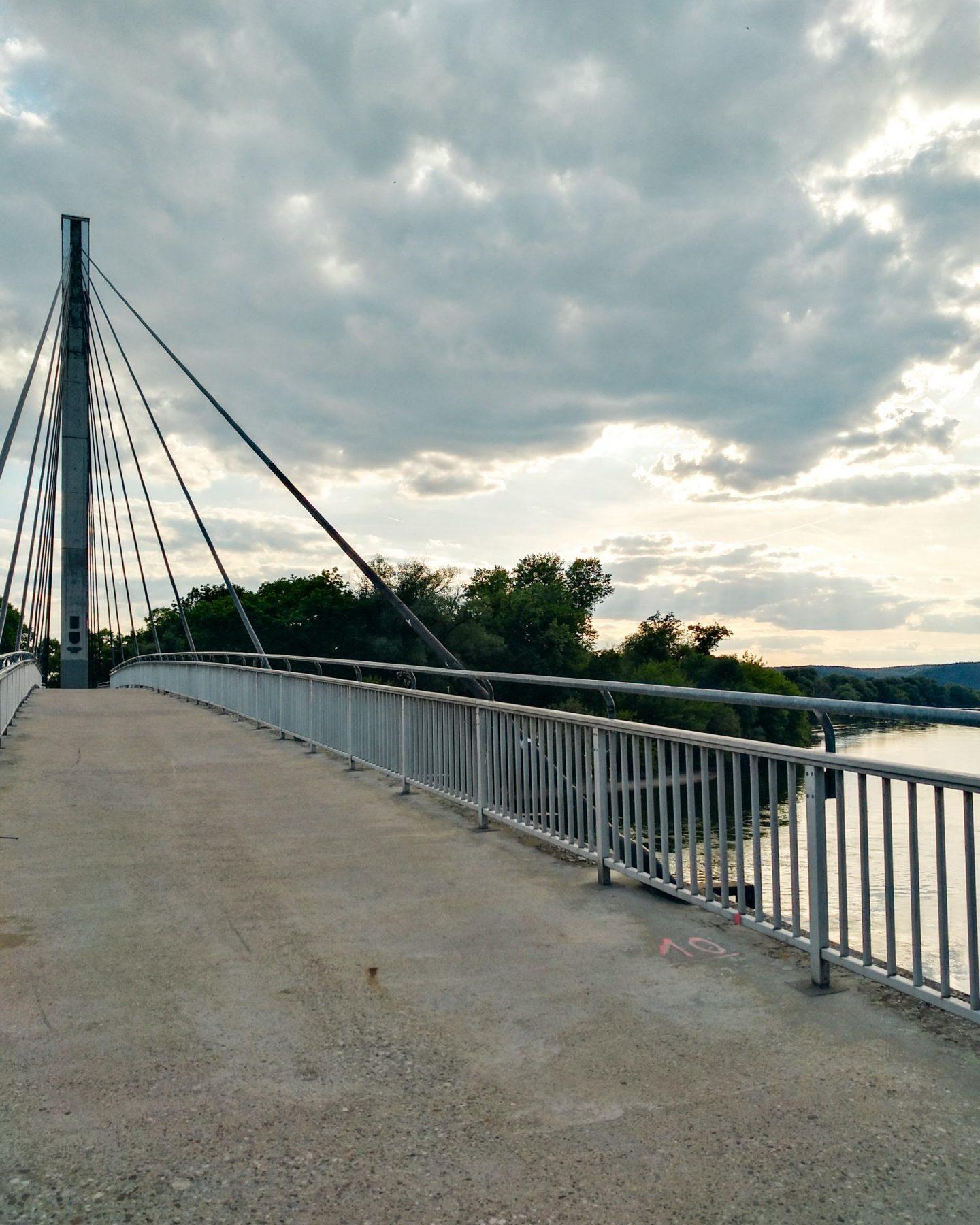 Charbonnière-les-Bains Brücke