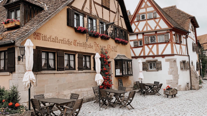 Städtetrip Rothenburg