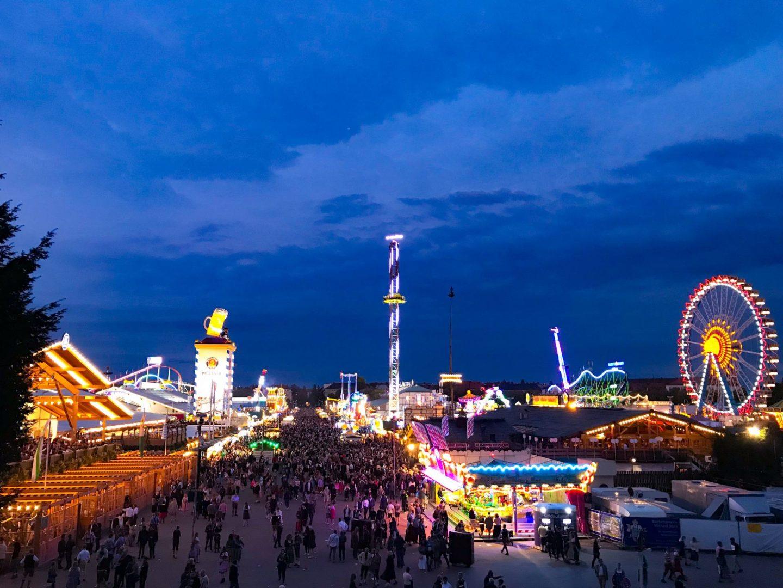 München Landeshauptstadt Bayerns